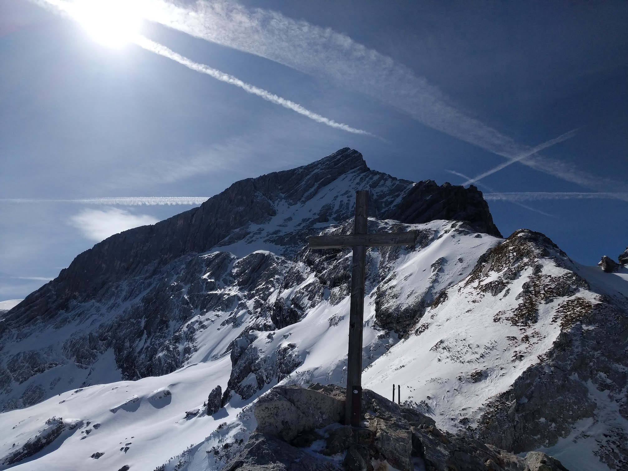 Osterfelderkopf Garmisch skitour - Mar 19