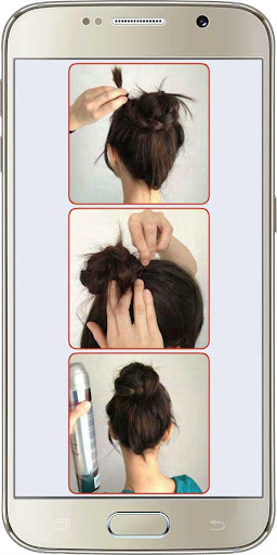 Women Hair Tutorials 2
