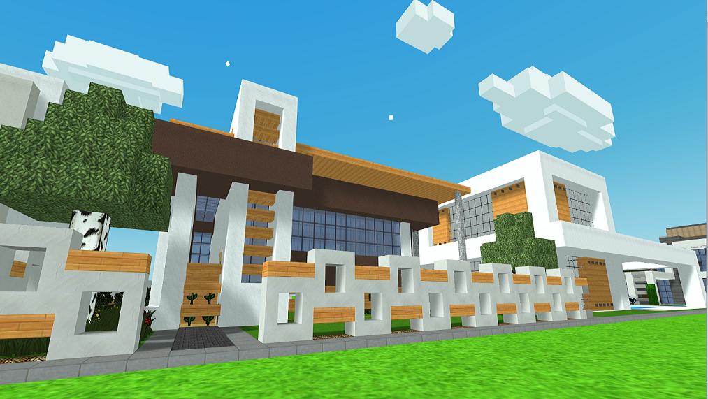 Mendownload Menakjubkan Ide Minecraft Rumah Apk Permainan Versi
