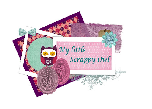 My Little Scrappy Owl