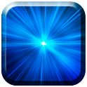 Blue Lasers Live Wallpaper icon