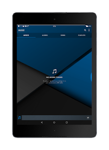 Blu XS CM12-13 Theme screenshot 11