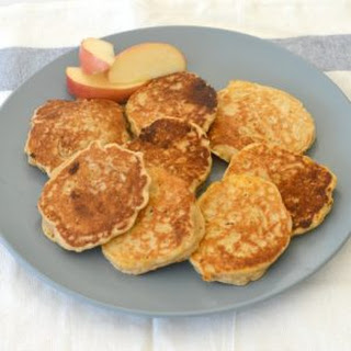 Thermomix Apple and Cinnamon Pikelets Recipe