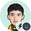 EXO D.O. Battery Widget icon