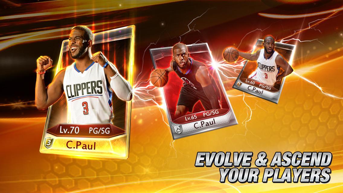 NBA All Net screenshot #3