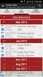DiveMate (Scuba Dive Log)- screenshot thumbnail