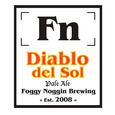 Logo of Foggy Noggin Diablo Del Sol