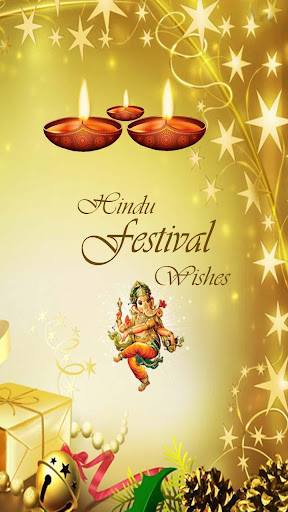 Hindu Festival Greetings Cards