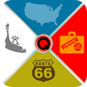 USA Geography Trivia Challenge icon