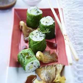 Easy Sushi.