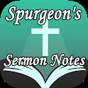 Spurgeon Sermon Notes icon