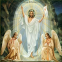 Deliverance prayer against evil icon