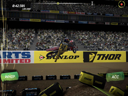 Monster Energy Supercross Game Hack for the game