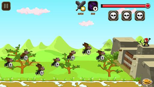 Télécharger Gratuit Superb Archer Monk apk mod screenshots 3