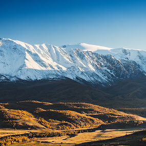 026 by Andrey Kels - Landscapes Mountains & Hills ( hills, mountains, altai, altay )