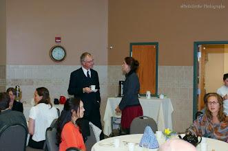 Photo: Tea & Fellowship