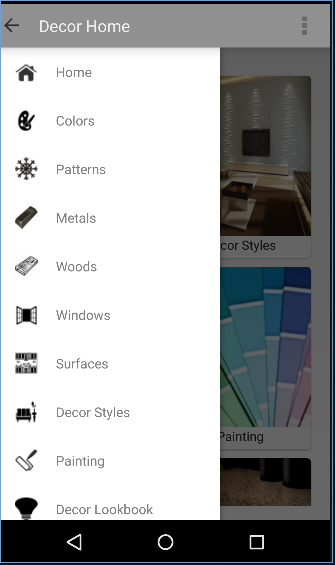 Decor Home- screenshot