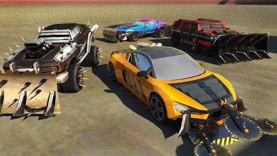 Zombie Smash : Road Kill MOD (Unlimited Money/All Cars Open) 2
