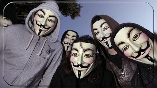 Anonymous Mask Photo Editor Free 1.8 screenshots 9