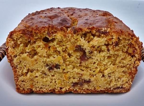 Orange Surprise Sweet Bread Recipe