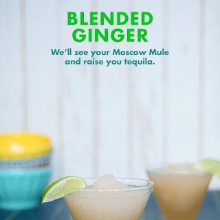 Blended Ginger.