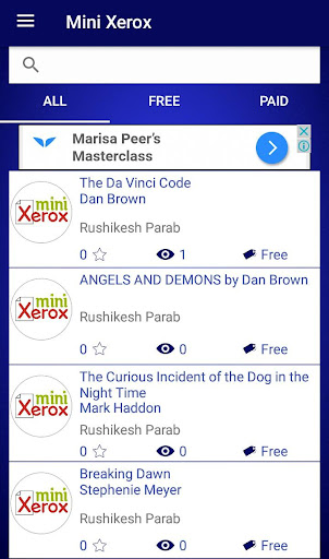 Mini Xerox - EDUCATIONAL ud83dudcd6 and FREE KINDLE BOOKS 1.5 screenshots 1