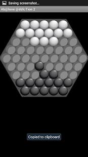 Abalone - BOARD screenshot
