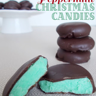Peppermint Candy Melts Recipes