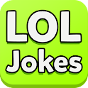 LOL Jokes (Funny Jokes + Pics) icon