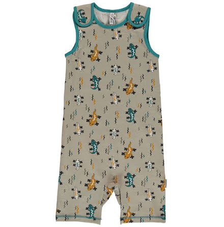 Maxomorra Playsuit Lizard