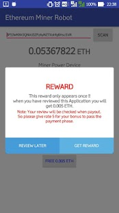 Download ETH Miner Robot For PC Windows and Mac APK 1 1 3 - Free