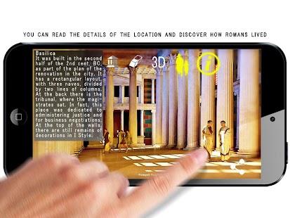 Pompeii Touch- screenshot thumbnail