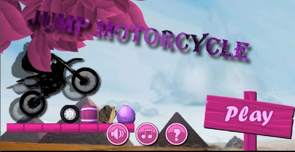 Jump Motorcycle- screenshot thumbnail
