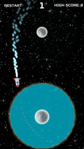 Planet Run - Orbit Game  screenshots 2