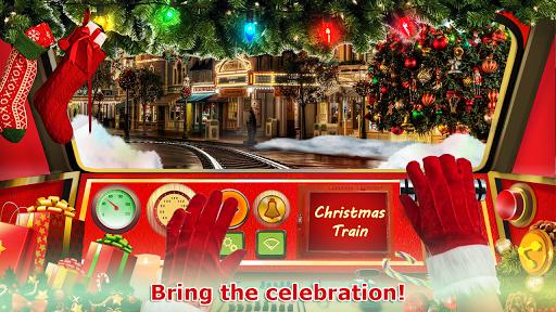 Foto do Natal Simulador de Trem - Unidade de como o Papai