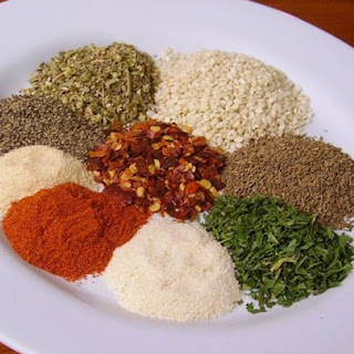 Salt-Free Spicy Herb Seasoning Blend