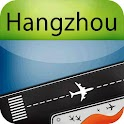 Hangzhou Airport + FlightTrack icon