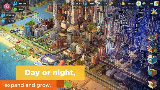 SimCity BuildIt MOD (Unlimited Money) 4