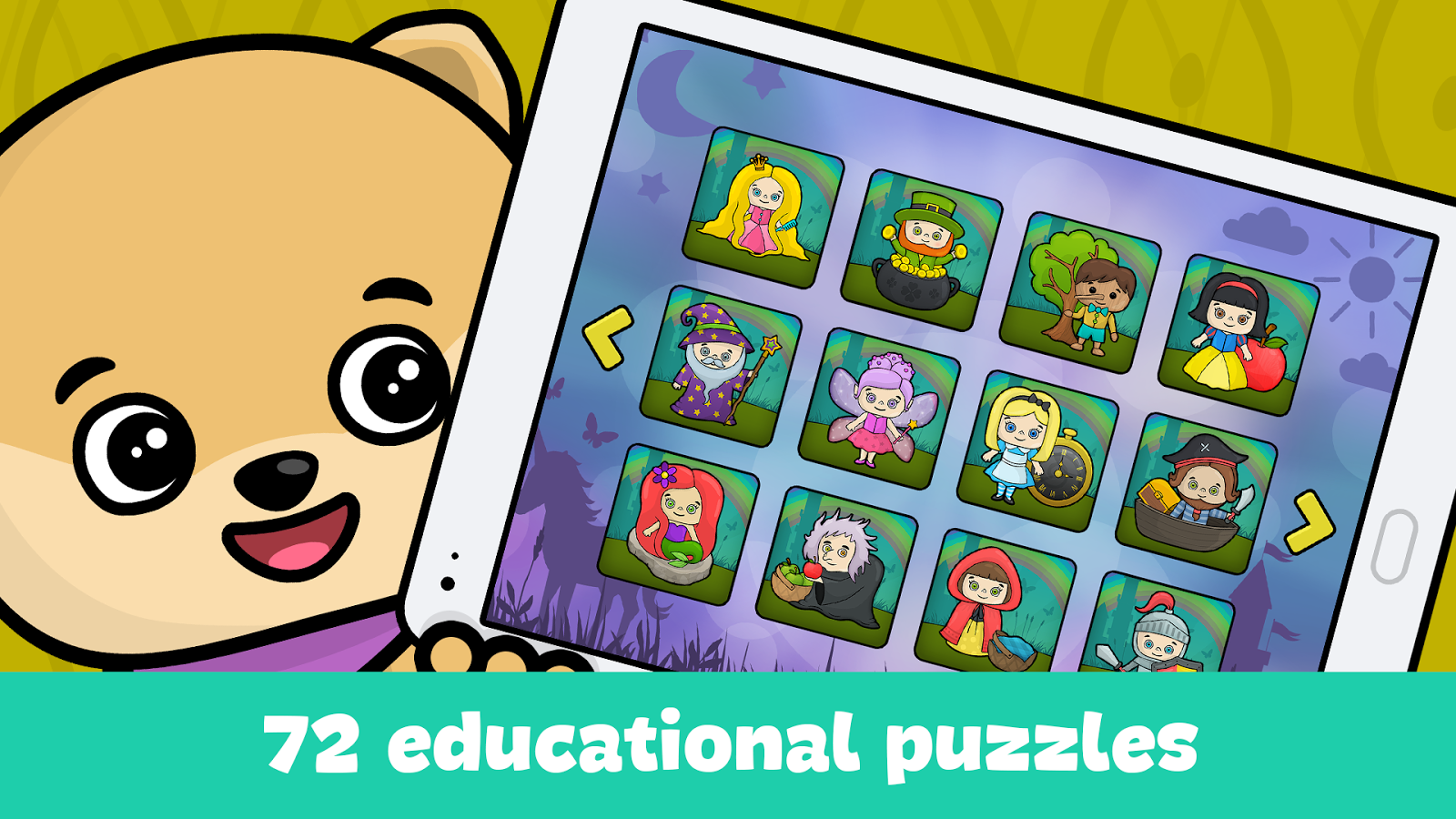baby jigsaw puzzles for kids coloring games free android apps