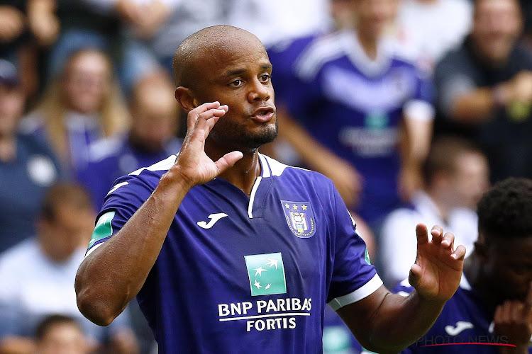 Joueur, manager et... capitaine d'Anderlecht!