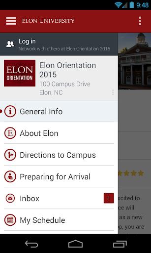 Elon University Guides