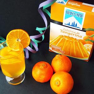 Tangerine Gelatin