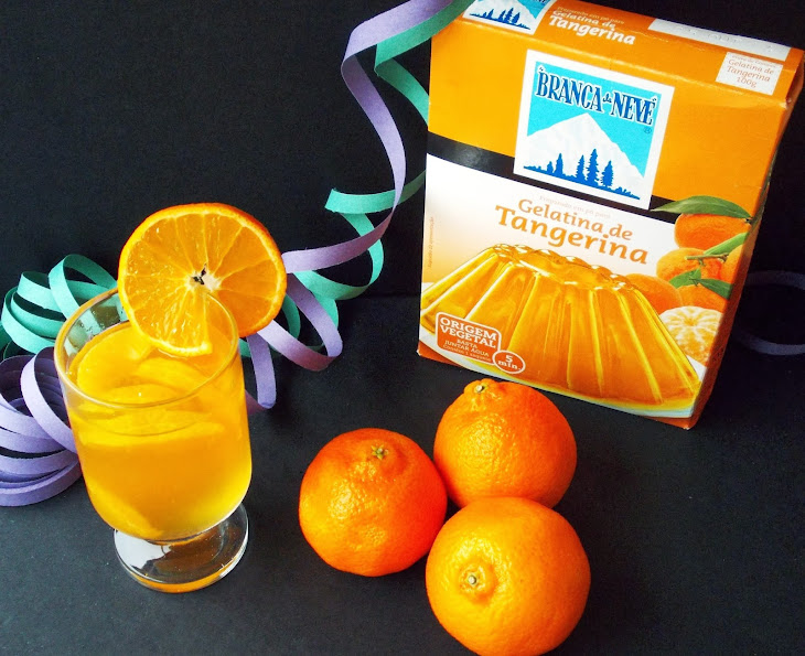 Tangerine Gelatin Recipe