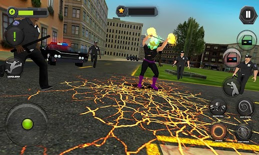 Ultimate Fiery Skull Hero 2017 - náhled