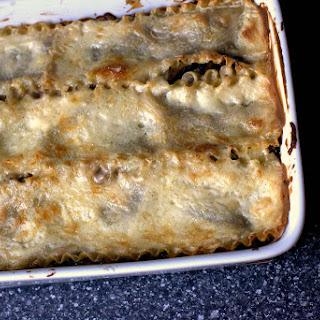 Pepper Mushroom Lasagna Recipes