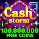 Cash Storm - Vegas Slot Machines and Casino Games