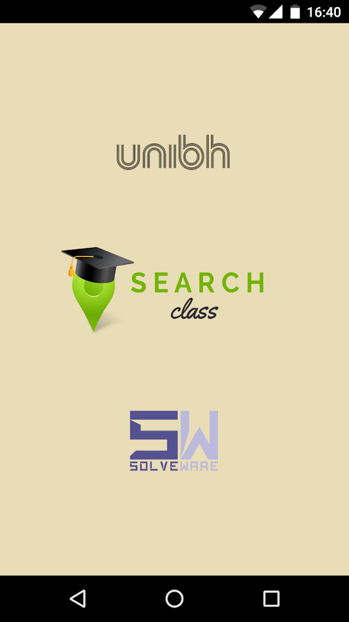 Search Class- screenshot