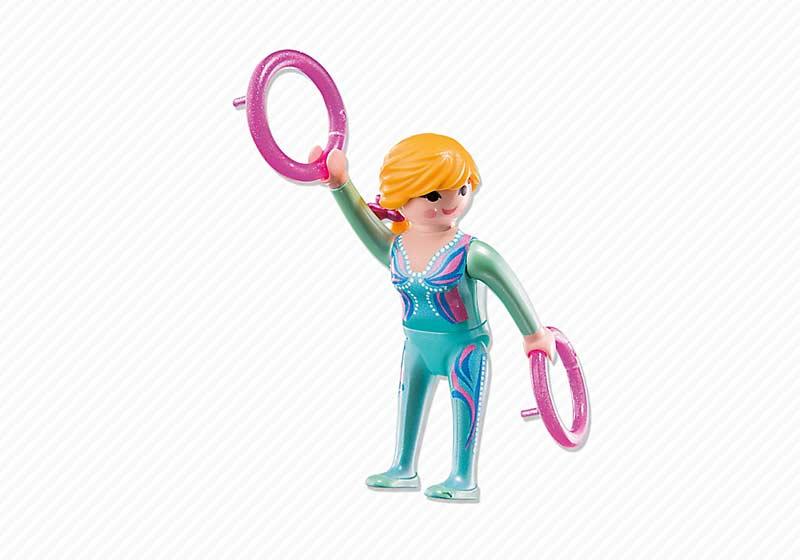 Contenido real de Playmobil® 6826 Artista