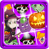 Witch Puzzle Halloween Legend