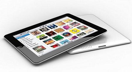 Apple представил новую модель iPad 2